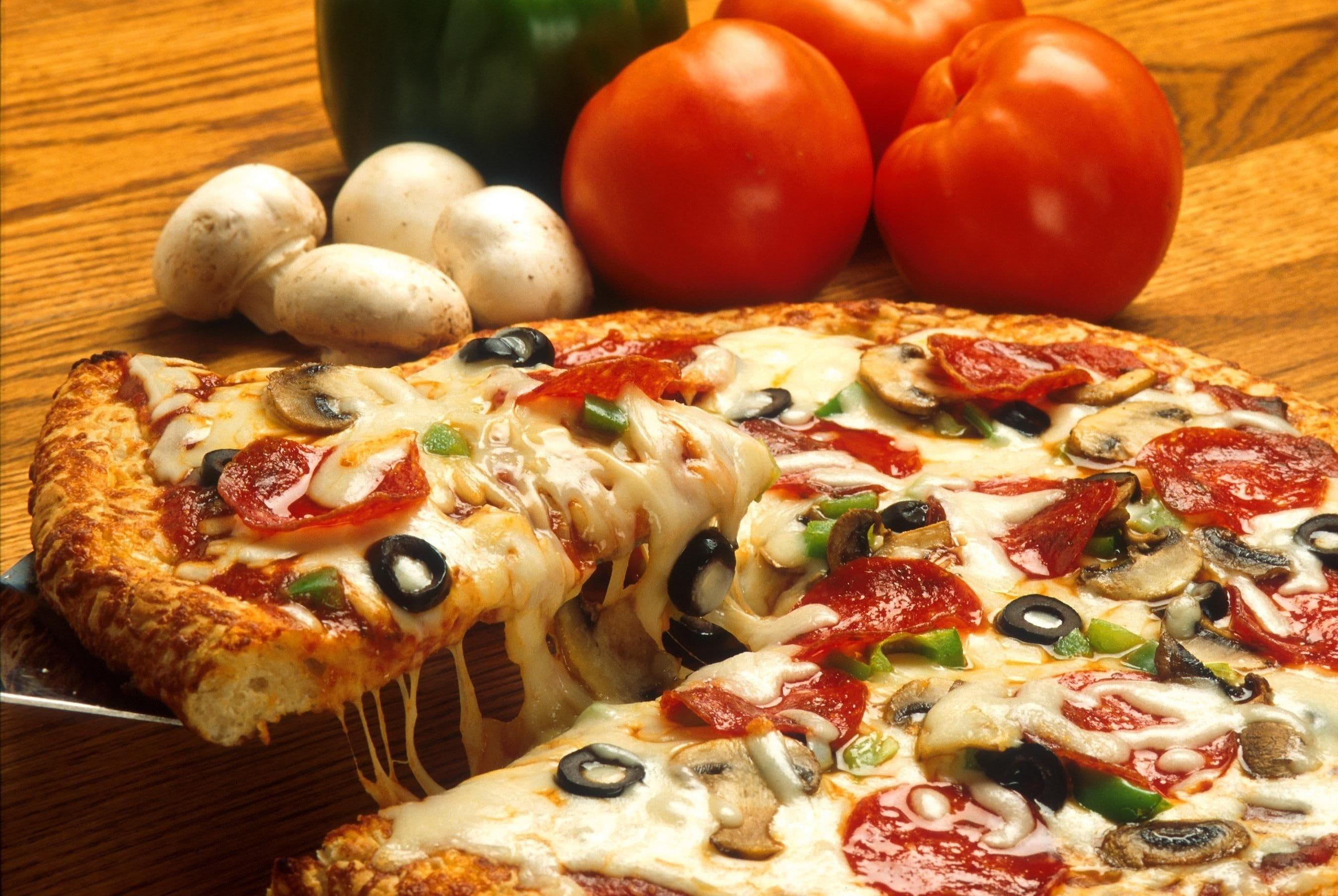 CORSO DI PREPARAZIONE PIZZA
