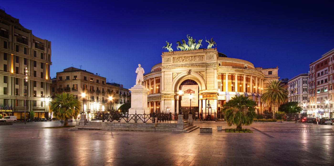 TOUR DI PALERMO BY NIGHT